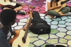 Leanring-the-Guitar-Music